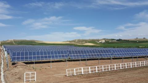 Solarpark Adiyaman S70