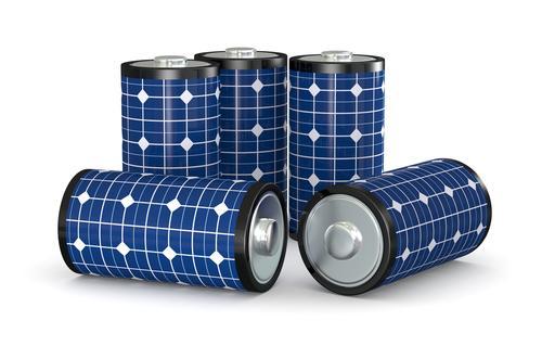 μπαταρίες φωτοβολταϊκών