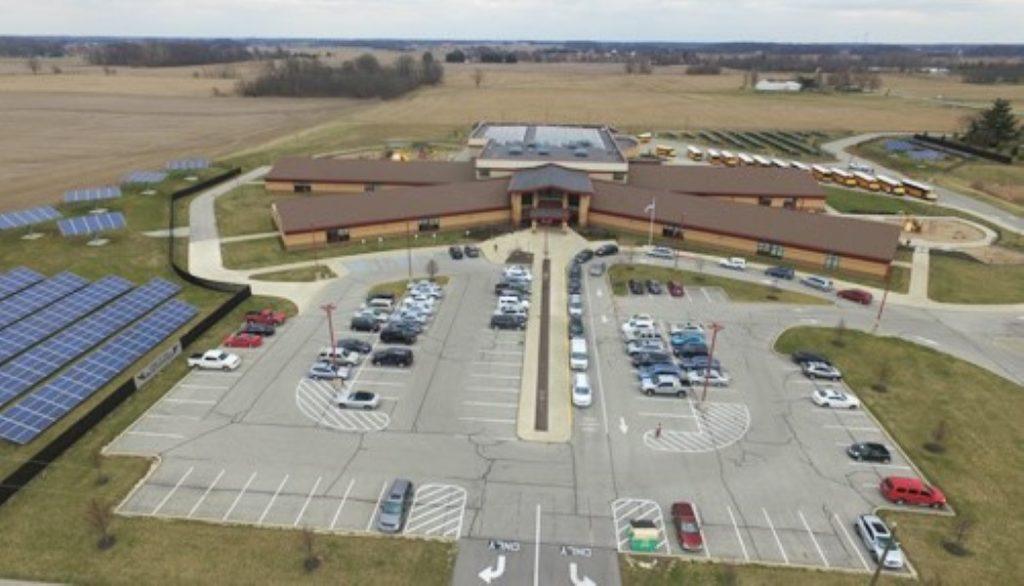 Deger ενεργειακά αυτόνομο σχολείο στις ΗΠΑ